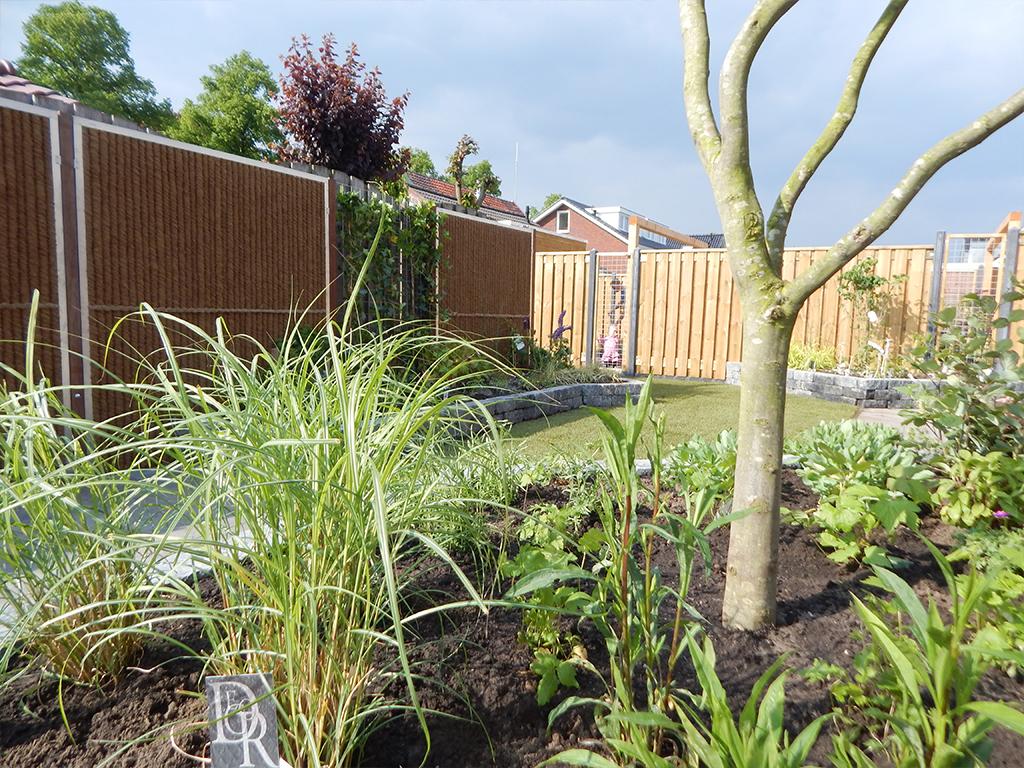 Moderne tuin – Elden